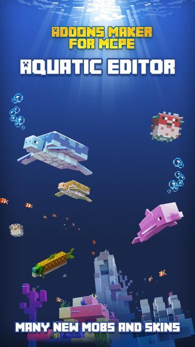 AddOns Maker for Minecraft PE - AppRecs