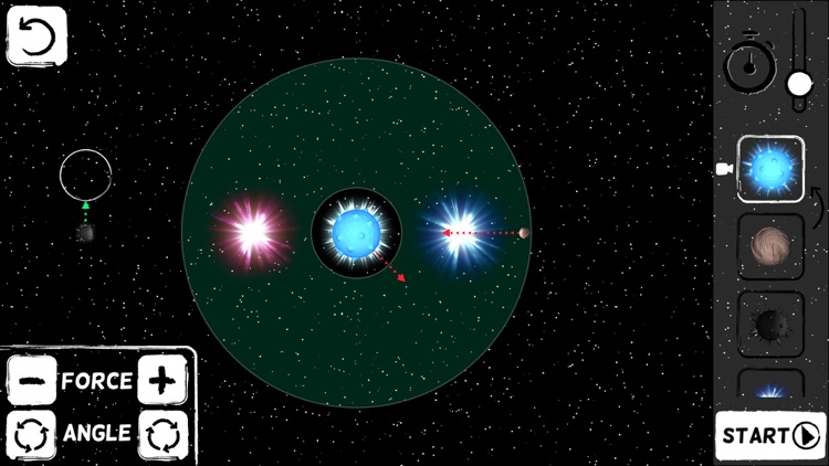 God's Orbits - Gravity Puzzles screenshot-2