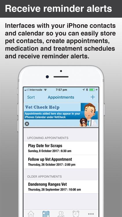 VetCheck screenshot-3