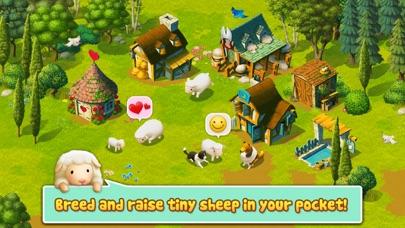 Tiny Sheep : Pet Sim on a Farm Скриншоты3