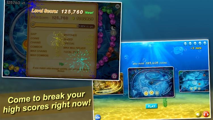 Montezuma Loops Blitz 2 screenshot-4