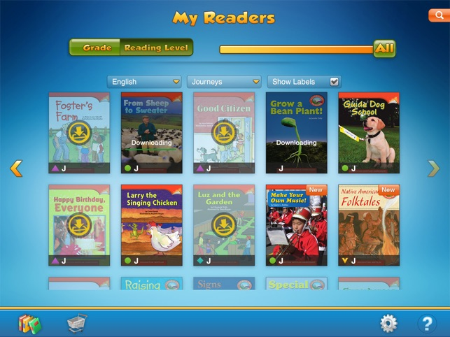 HMH Readers On The App Store