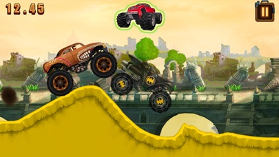 Monster Truck Go-Racing Gamesのおすすめ画像3