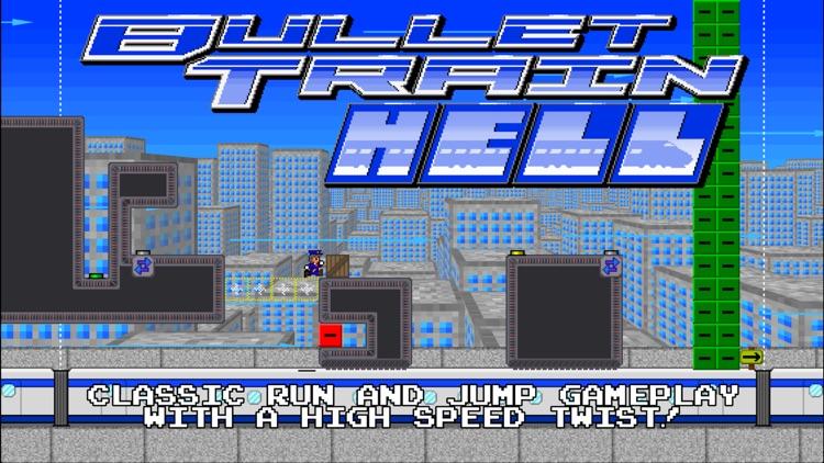 Bullet Train Hell