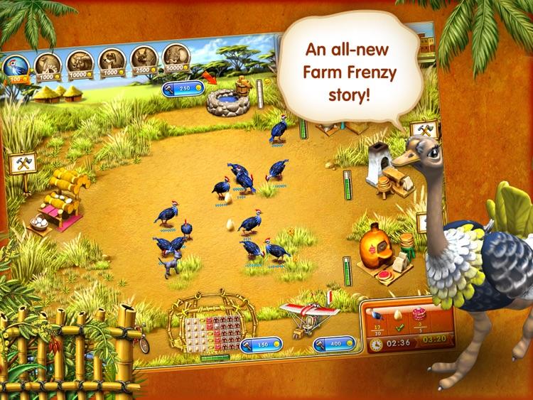 Farm Frenzy 3 Madagascar HD