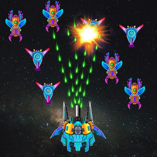 Space Shooter Adventure 2018