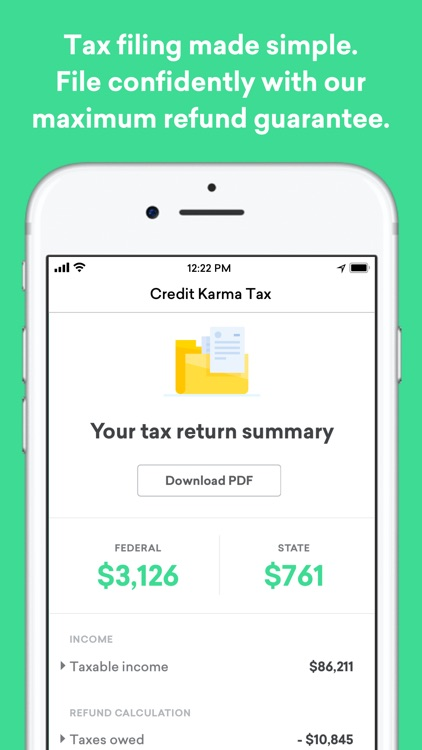Credit Karma screenshot-4