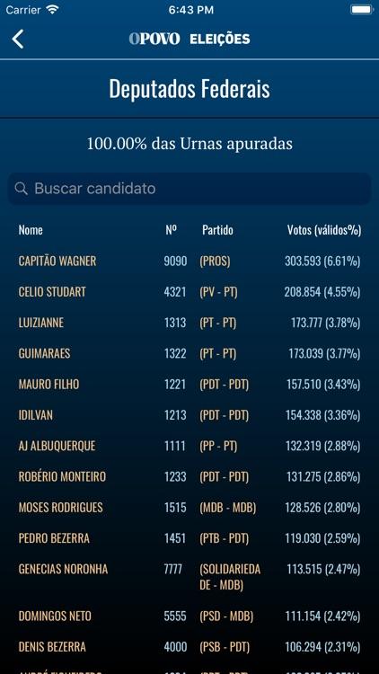 O POVO Eleições screenshot-4