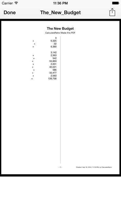 CalculateRetro screenshot-3