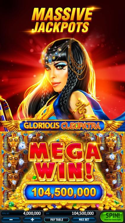Slotomania Slots Casino: Vegas Slot Machines Games app image