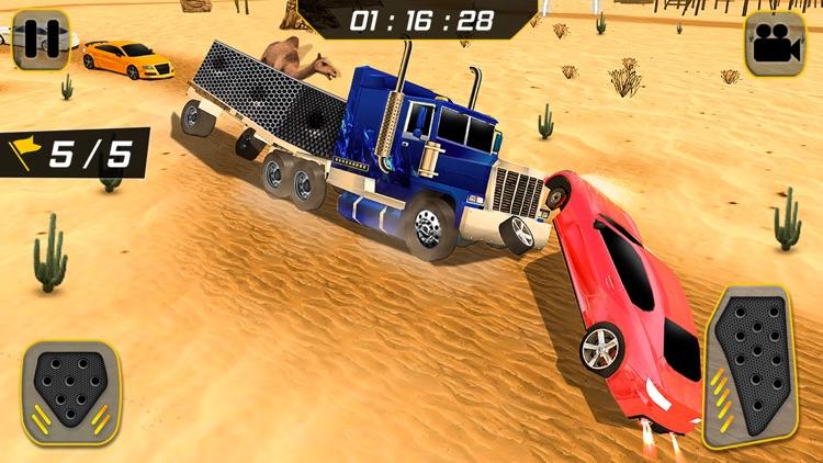 Eid Camel Truck Transport screenshot-4