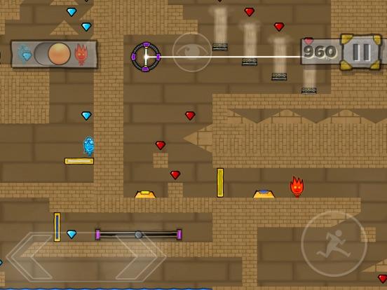 Огонь и Вода Online 2 игра на iPad