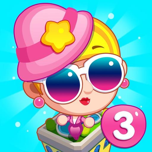 HappyMall 3 - Sim building games