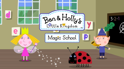 Ben and Holly: Magic School screenshot one