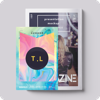 Magazine template & Design T.L