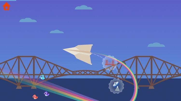 Dinosaur Plane - Game for kids screenshot-4