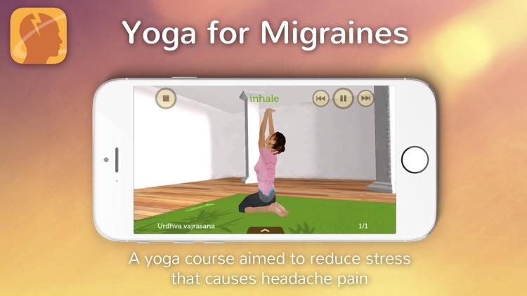 Yoga for Migraines screenshot-0