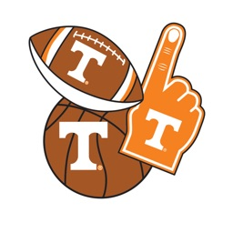 Tennessee Volunteers Selfie Stickers