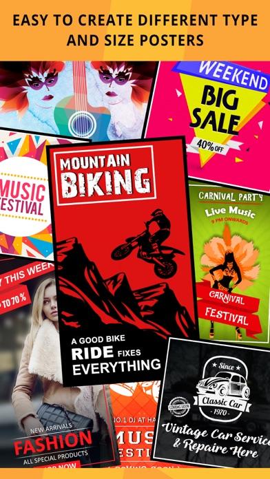 poster maker flyer maker pro app price drops