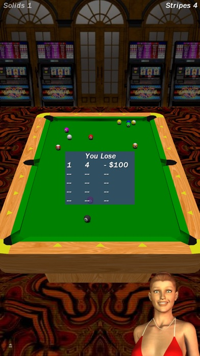 Vegas Pool Sharks HD Liteのおすすめ画像3