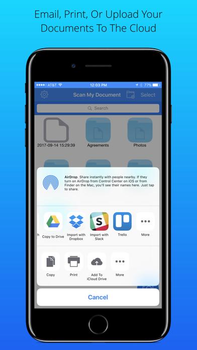 Scan My Document - PDF Scanner | App Price Drops
