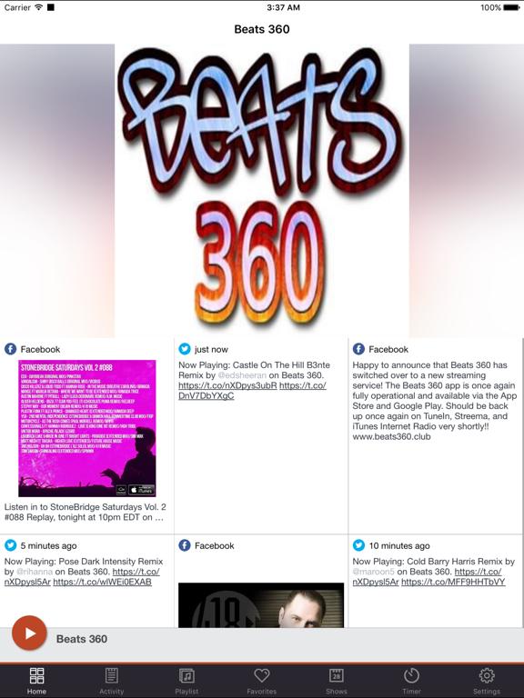 Ipad Screen Shot Beats 360 0