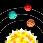 Solar Walk Lite - Zonnestelsel