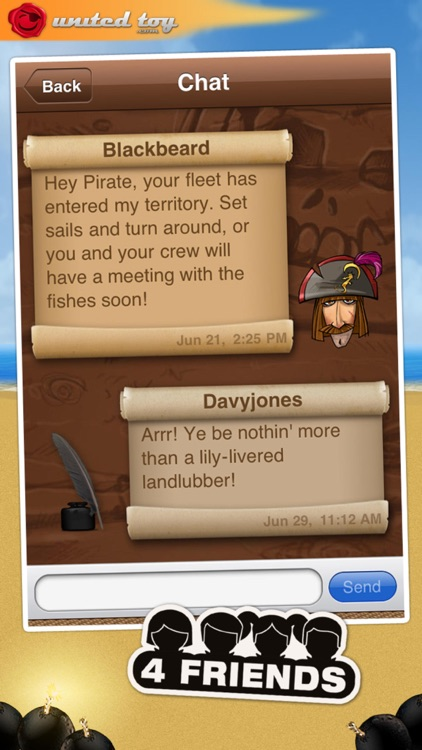 PirateFleet+ screenshot-4