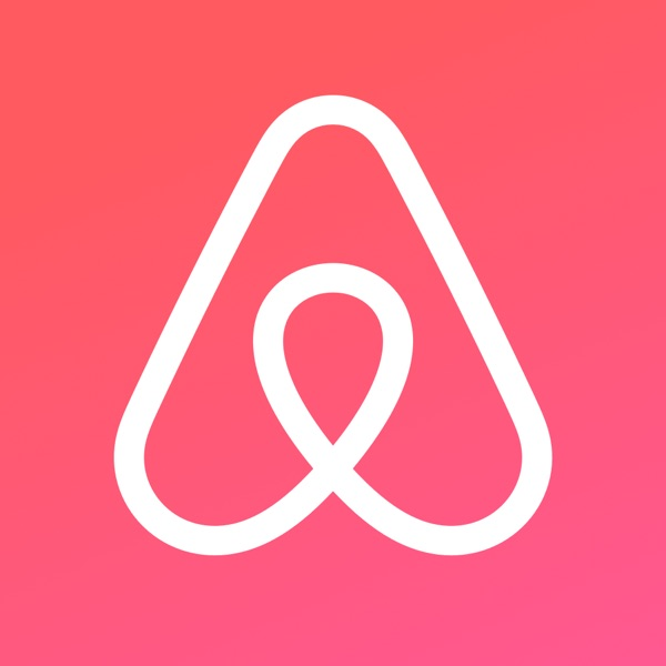 Image result for Airbnb Icon Colorful