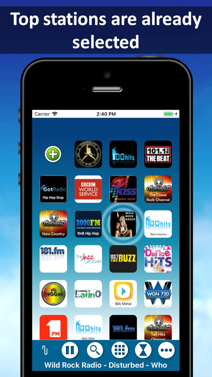 Radio FM & AM Screenshot