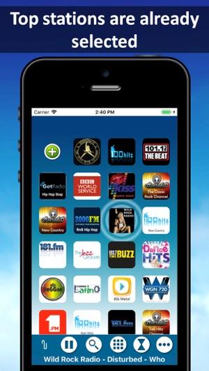 am radio app for iphone 4