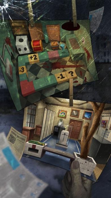 脱出ゲーム ホラー幽霊遊園地からの脱出紹介画像5