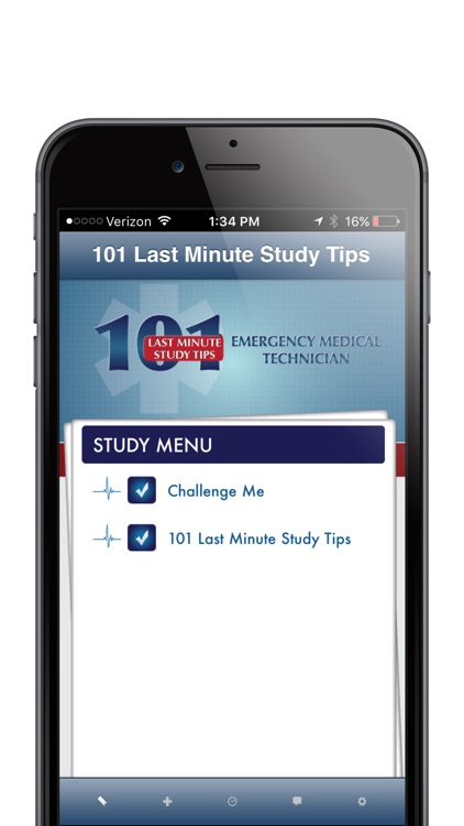 101 Last Minute Study Tips EMT