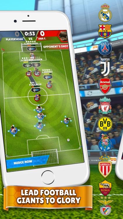 Kings of Soccer - PvP Football screenshot-3