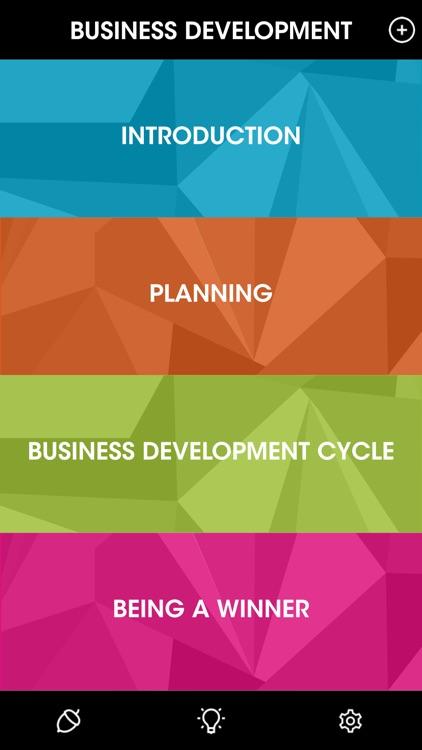 Business Developement