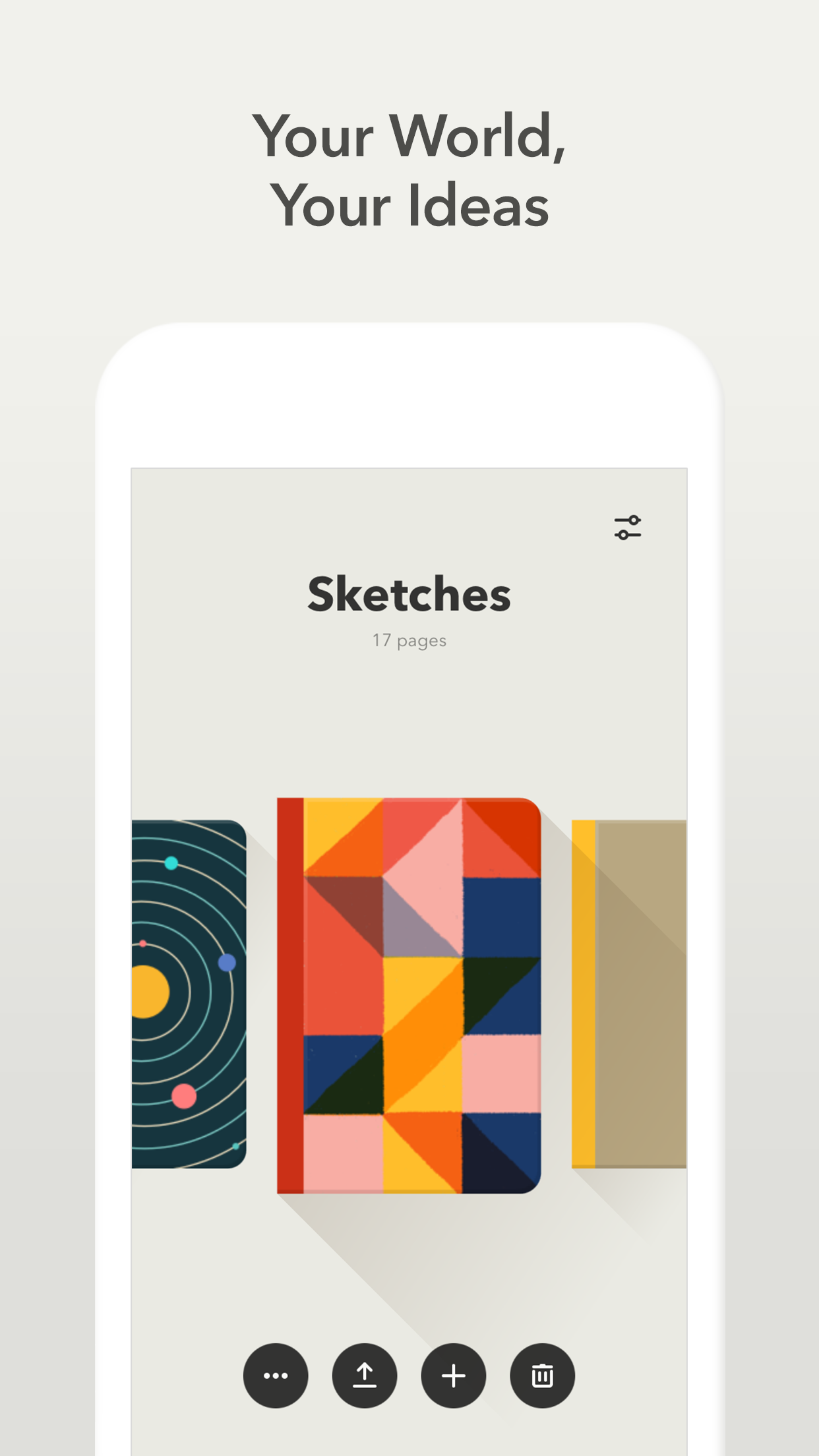 Paper by FiftyThree Screenshot