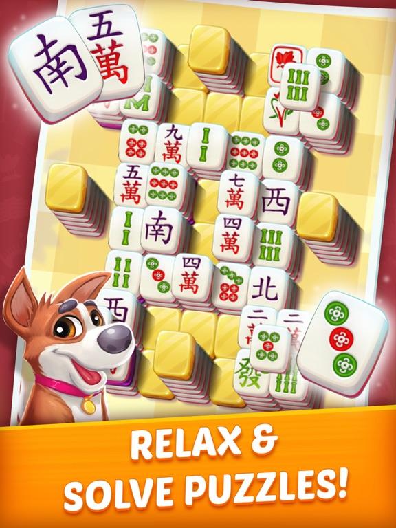 Mahjong City Tours для iPad
