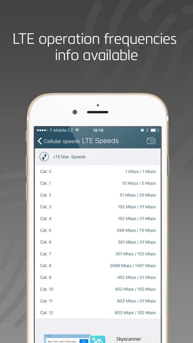 LTEセル情報:ネットワークステータスのおすすめ画像3