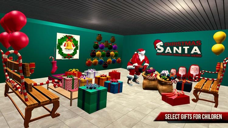 Santa Christmas Gift Delivery screenshot-3