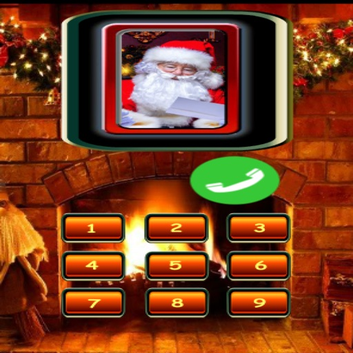 Baby Call Santa Phone