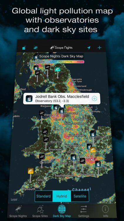 Scope Nights Astronomy Weather screenshot-3
