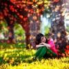 Flower Rain Effect Pic Editor