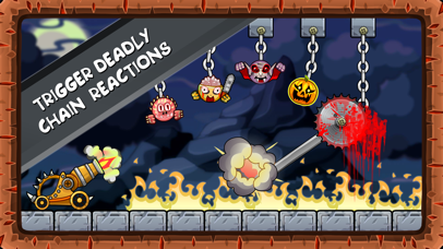 Roly Poly Monsters screenshot 4