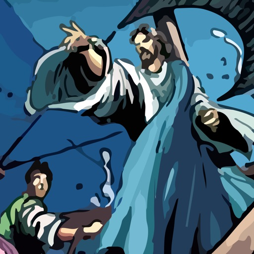 The Story Of Jesus App