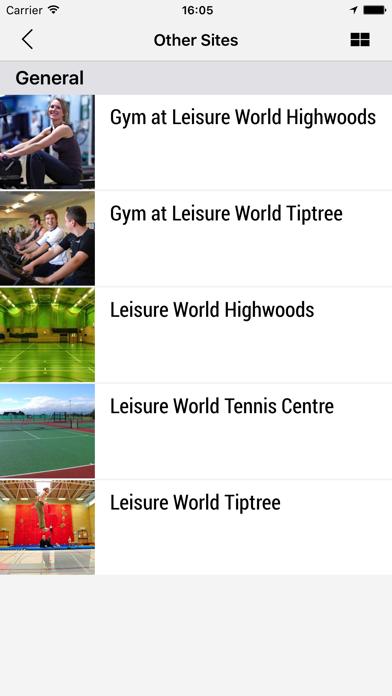 Leisure World Colchester screenshot four