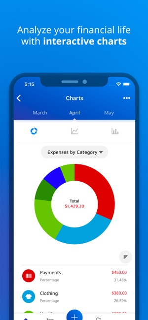 mobills personal finance on the app store
