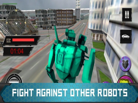 Extreme Robot Transform -Fight screenshot 5