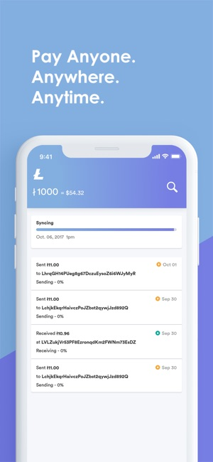 LoafWallet - Litecoin Wallet on the App Store