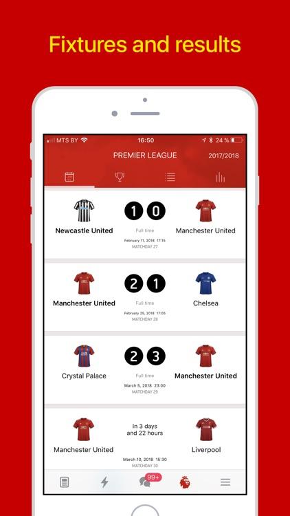 Manchester Live: Goals & News screenshot-4
