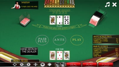 3-Card Poker screenshot 2
